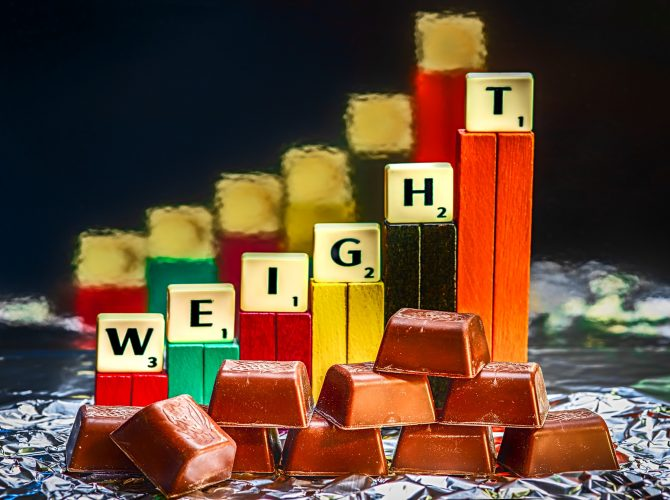 Weight and chocolate